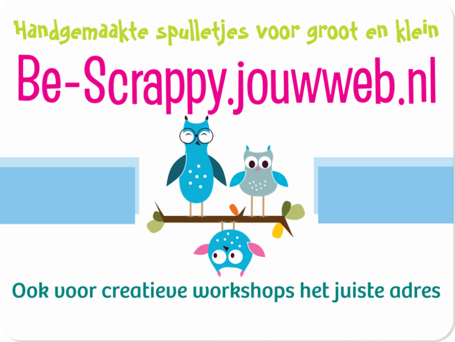 Be-scrappy.jouwweb.nl