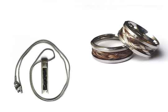 Ring & Halsketting set