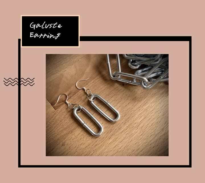 Earrings Galvste