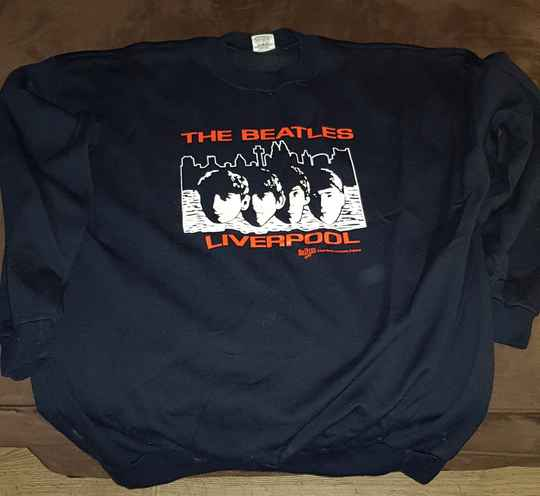 The Beatles - Liverpool sweater