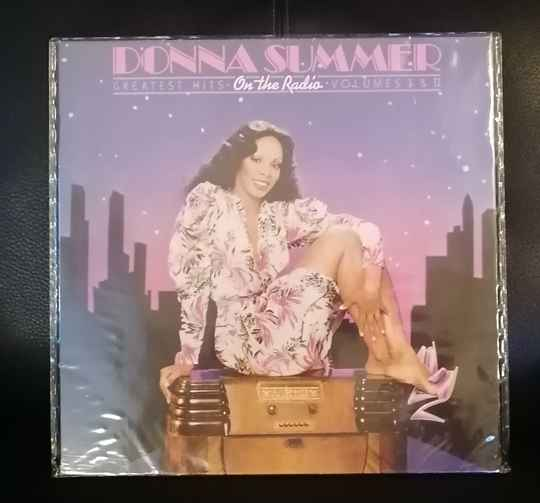 Donna Summers - Greatest Hits On The Radio Volumes 1&2