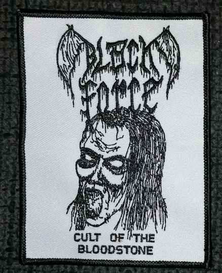Blackforce Cult Of The Bloodstone patch
