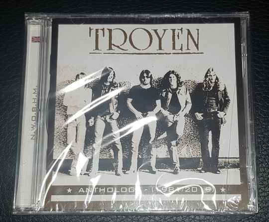 Troyen - Anthology
