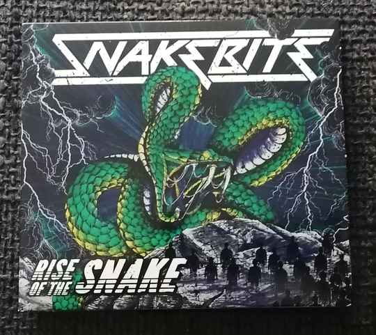 Snakebite - Rise Of The Snake