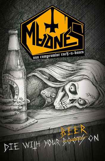 MadneS – Die With Your Beer On