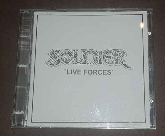 Soldier - Live Forces