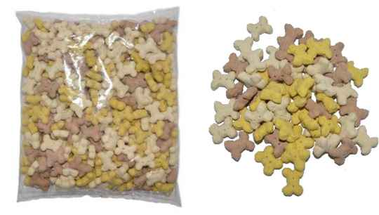 Puppy Kluifjes Mix 500 gr