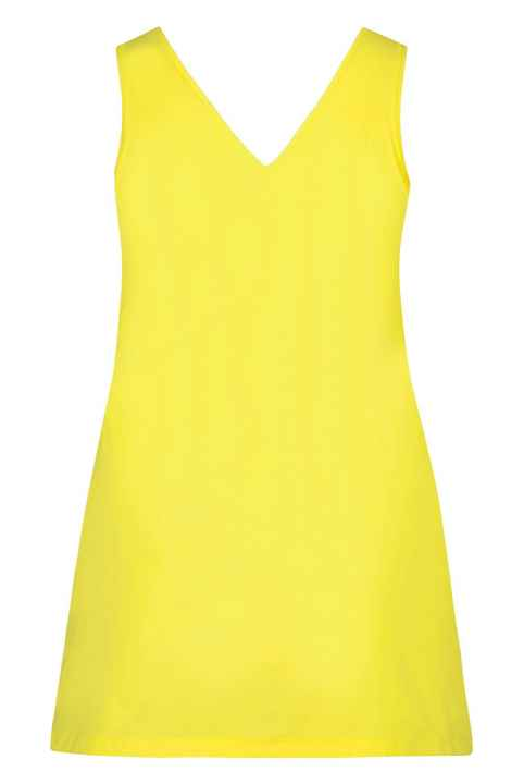 Plus Basic top Yellow