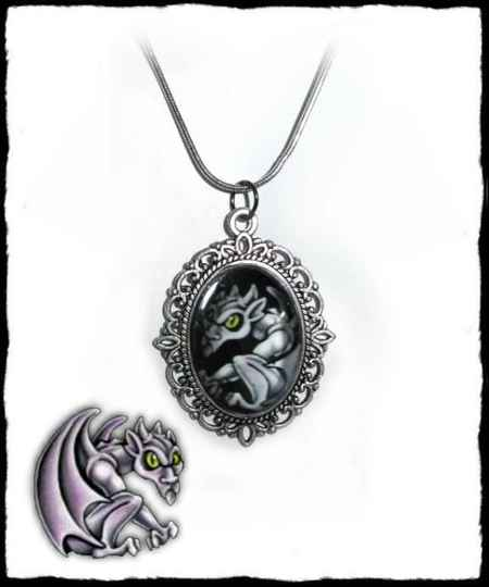 Necklace Gargoyle