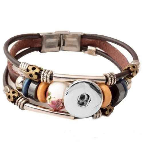 armband incl. snap button zee