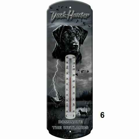 """Thermometer """" Duck Hunter'"""