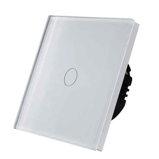 Touch LED dimmer 1 kanaal  WIT