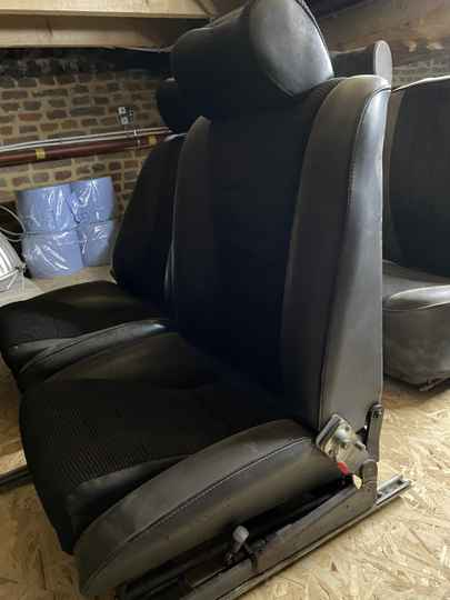 Recaro Seats from the early 70's