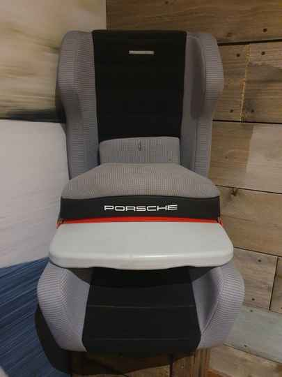 Original Porsche Prins Child carseat