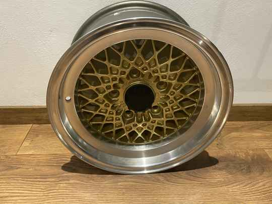 Set Original BBS Mahle Wheels for Porsche