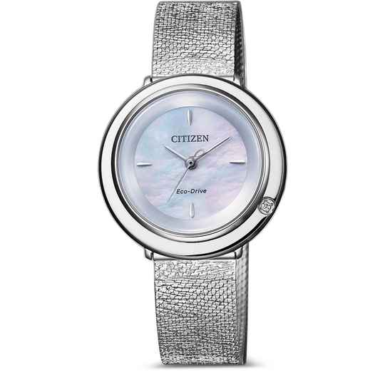 EM0640-82D Categories: Citizen L, Eco-Drive, Ladies Caliber E031Add to WishlistAdd to Compare