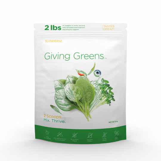 Giving Greens