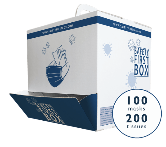 Safety First Box (100)