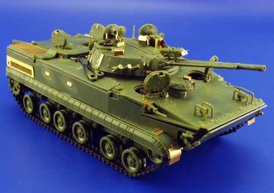 Russian BMP-3 ExteriorED35569