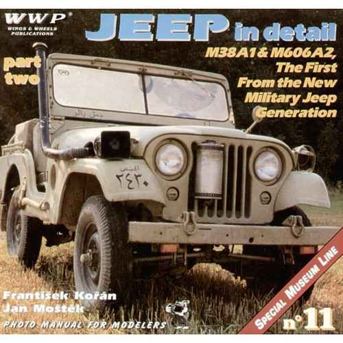 Jeep in Detail (BOOK 32)