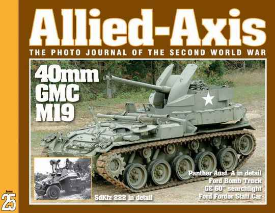 Allied-Axis #25 (BOOK 25)