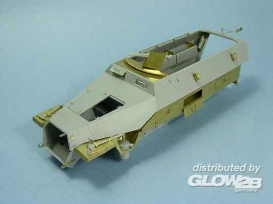 Sd.Kfz.251 Ausf.DLE35040