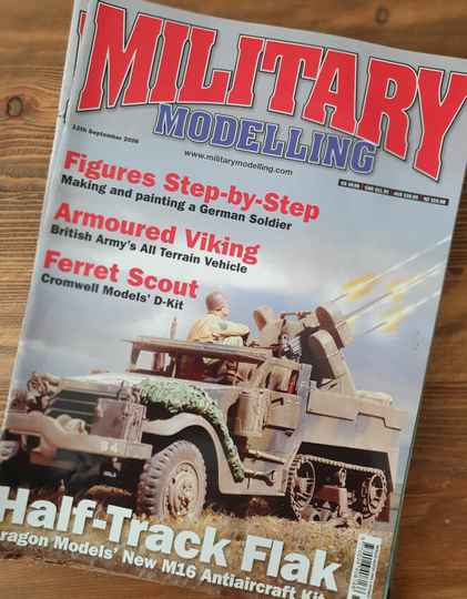 Military Modelling MAG 47