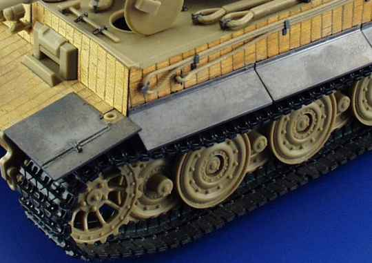 Tiger I Mid ProductionED35624