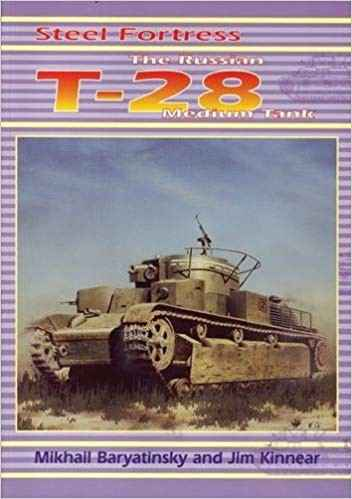 """T-28 """"Steel Fortress"""" (BOOK 2)"""