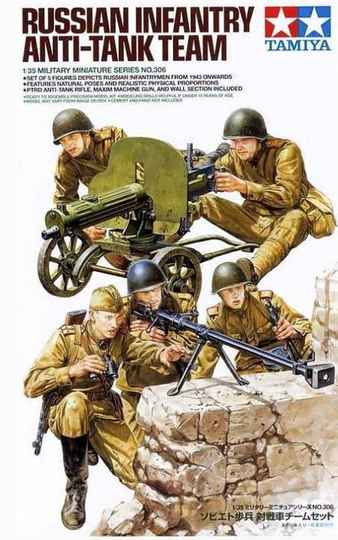 Russian Infantry AT TeamTAM35306