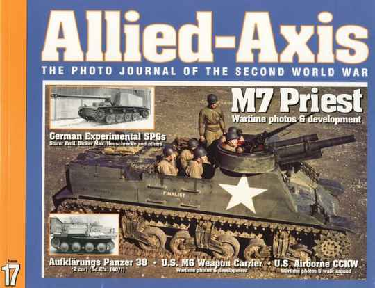 Allied -Axis Vol 17  BOOK 64