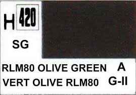 Olive Green RML80H420