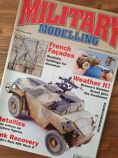 Military Modelling MAG 44