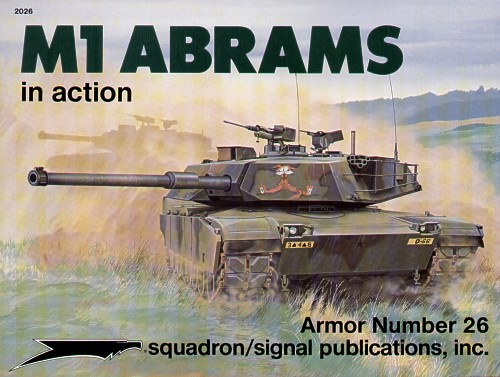 Squadron: US M1 Abrams in Action BOOK 53