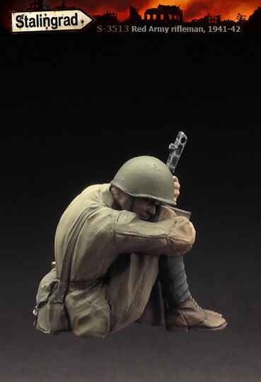 Red Army Rifleman STALIN3513