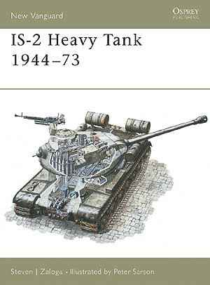 IS-2 Stalin 1944-1973 (BOOK 21)
