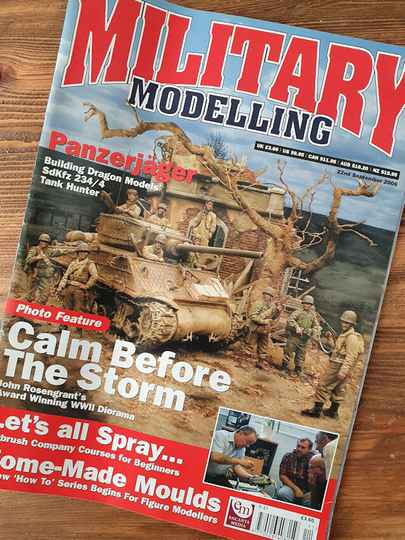 Military Modelling MAG 43