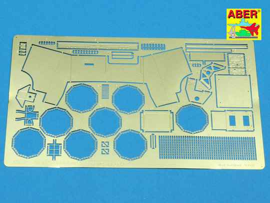 US Willy's Jeep Additional Accessories AB35A57