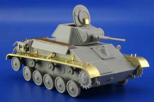 Soviet T-70M EarlyED35892