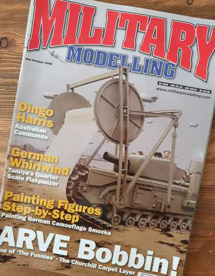 Military Modelling MAG 48