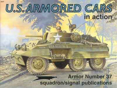 US Armoured Cars in Action  BOOK 59