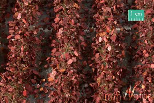 Agrarian Land Strips w/Leaves: Late Fall MN766-34