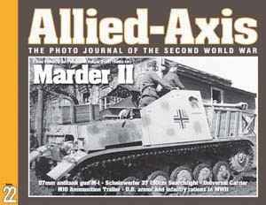 Allied & Axis N0. 22 BOOK 32