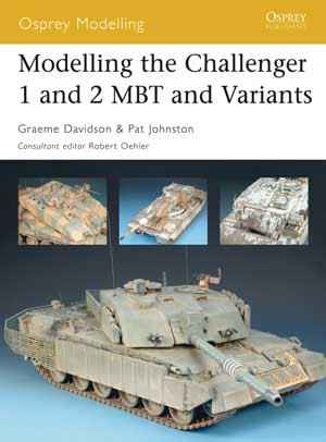 Modelling the Challenger 1 & 2 MBT(BOOK 22)