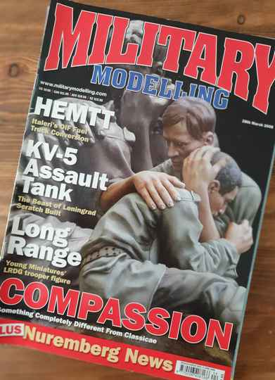 Military Modelling  MAG 46