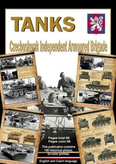 Tanks, Chech Independent Arm. Brigade '43-'45  (BOOK 4)