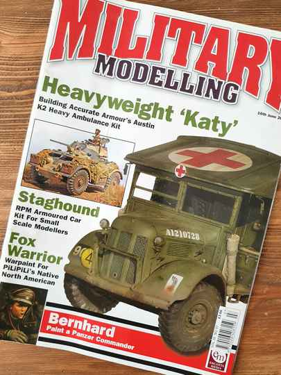Military Modelling #36-7 MAG 42