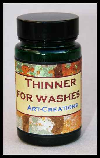 Thinner for Washes AC-THIN-WASH