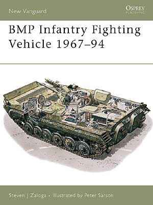 BMP Infantry Fighting Vehicle 1967–94 (BOOK 20)