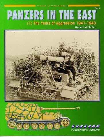 ConCord: Panzers in the East (1) 1941-43 BOOK46